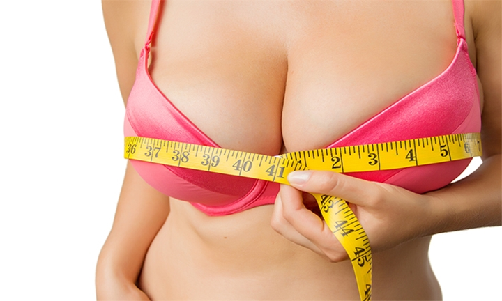How to reduce the breast size naturally