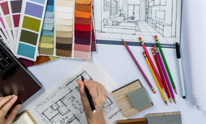 Online Interior Design And Styling Course For R490 With London School Of Trends
