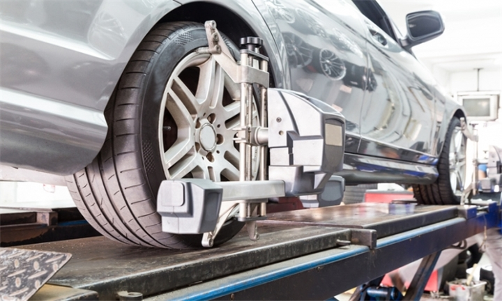 Hyperli 3d Wheel Alignment With Optional Rotation Balancing And