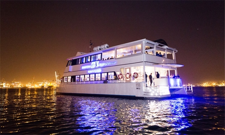 Hyperli Buffet Meal With A 2 Hour Cruise For Two At La