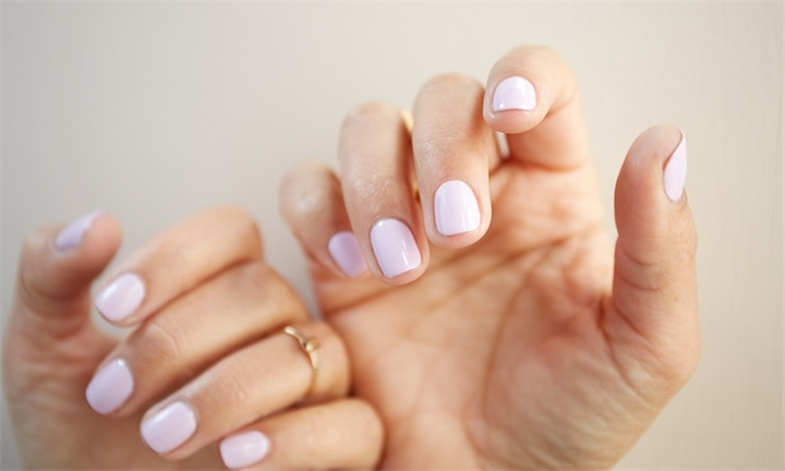 Hyperli | Manicure with Natural Tips, Acrylic or Gel Overlay, Paint ...