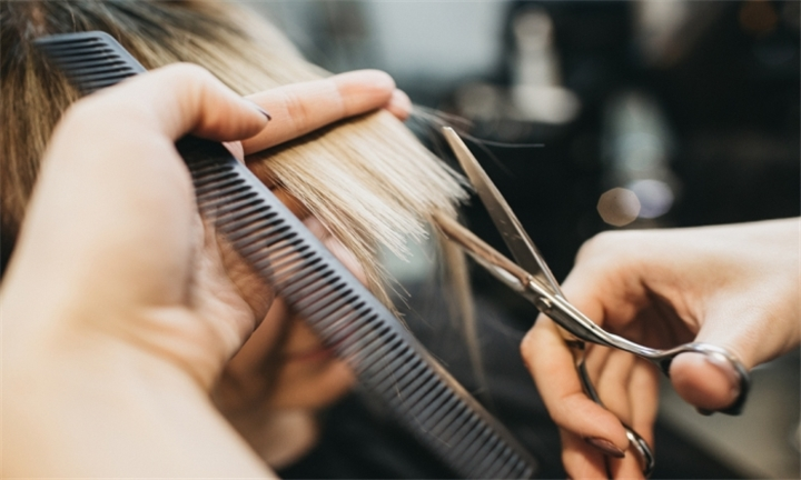 R Style Hair Studio: Wash, Cut, Blow-Dry With A Treatment And