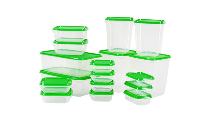 Stayfresh 34-Piece Storage Containers For R169