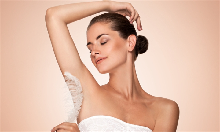 Hyperli | Three IPL Hair Removal Sessions from R219 for One