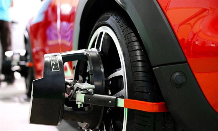 Hyperli Wheel Alignment Balancing Battery And Shock