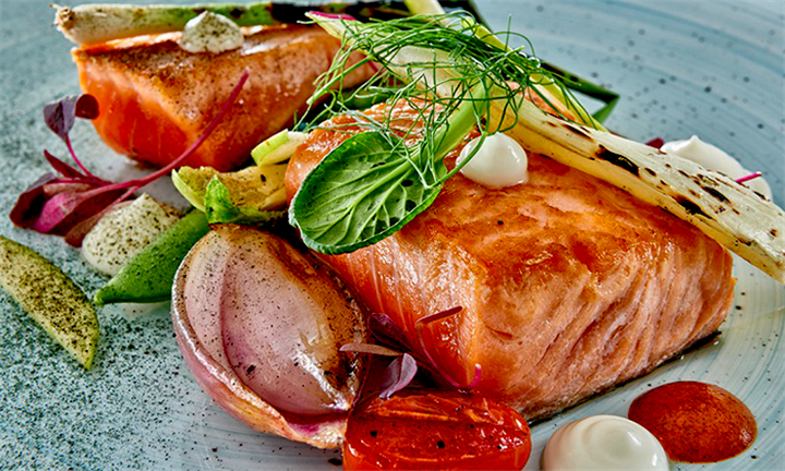 Two-Course Fine Dining Experience for Two People for R399 with Asanka Restaurant