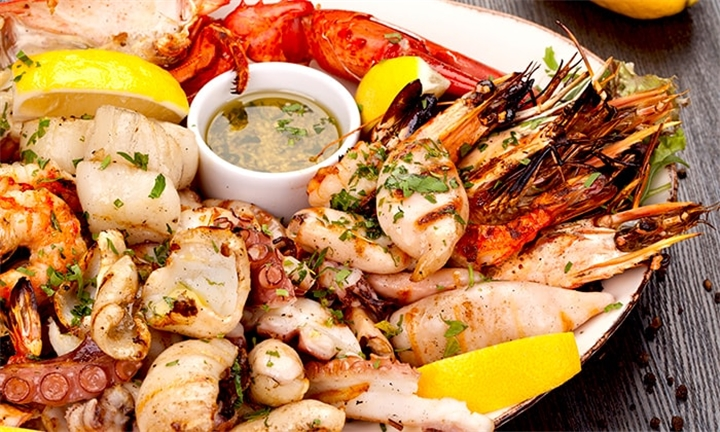 Seafood Restaurant Belfast