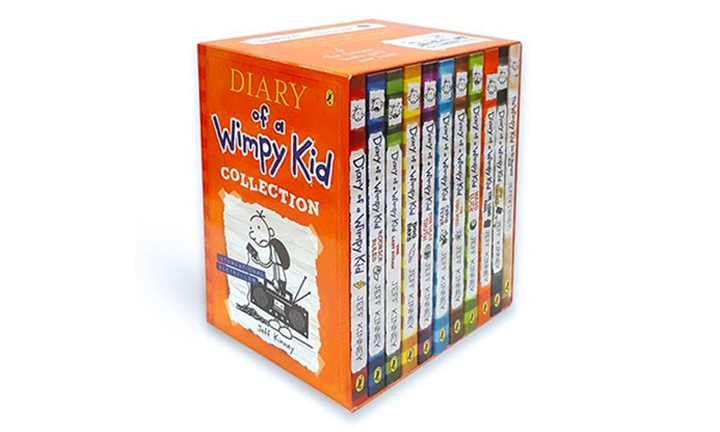 Hyperli diary of a wimpy kid 11 book set for r549 diary of a wimpy kid 11 book set for r549 solutioingenieria Gallery