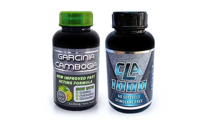 Hyperli Super Garcinia Cla For R259