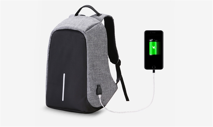 Medoodi Anti-Theft Backpacks with USB Charger for R499. This deal is no  longer available. d1e33f9882cf8