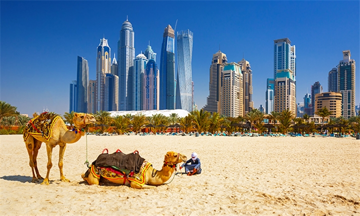 Hyperli | Dubai: 7-Night Stay in a 3 or 4-Star Hotel
