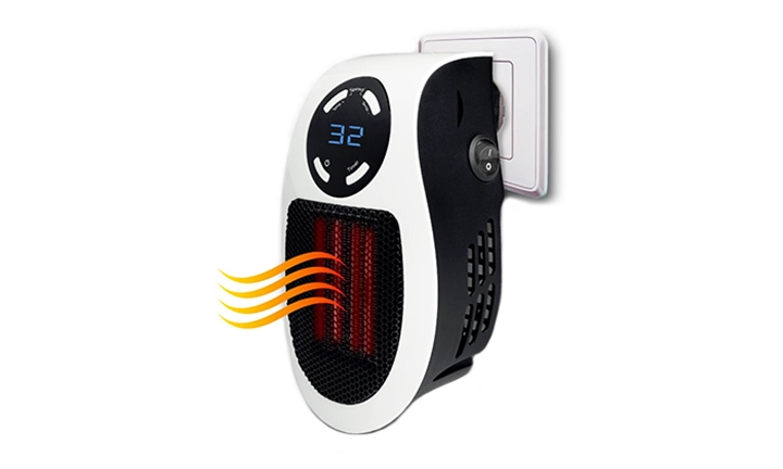 Hyperli Milex Nanotec Portable Wall Plug Heater For R449