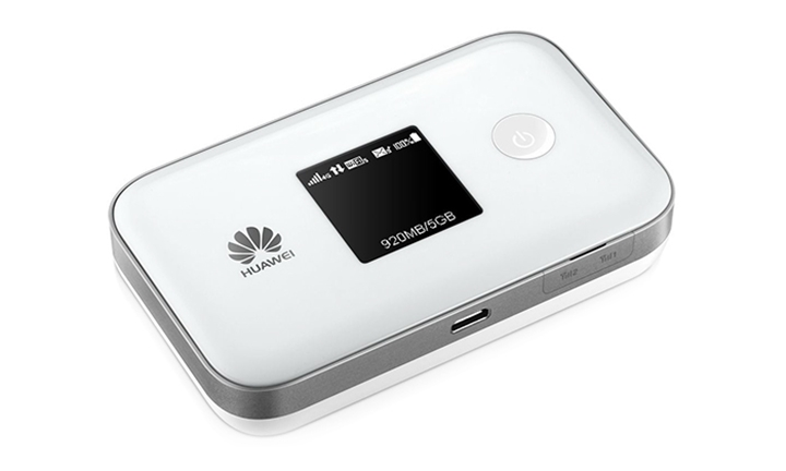 Hyperli | Huawei E5577 150Mbps 4G LTE WiFi Router Including 30 Day
