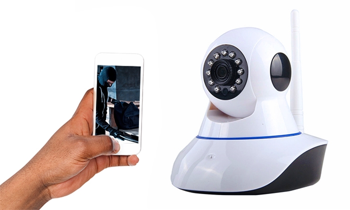 Hyperli | Plug N Play 2MP Security IP Camera for R949