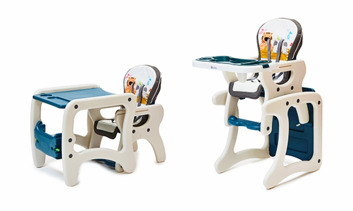 Hyperli Baneen Multi Functional Adjustable Baby High Chair