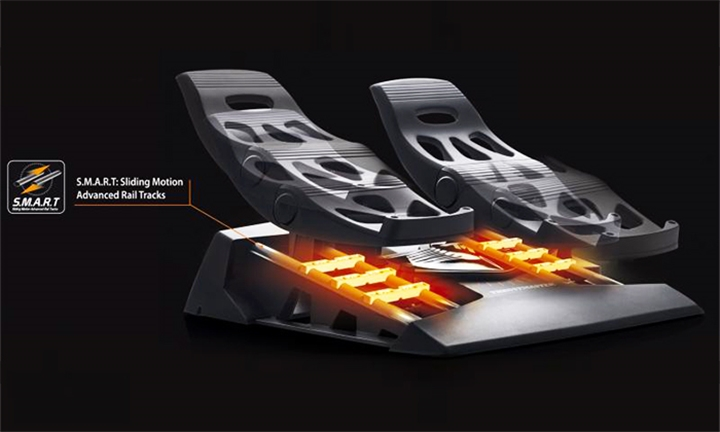 Hyperli | Thrustmaster Add On - TFRP Rudder Pedals (PC/Xbox One/PS4