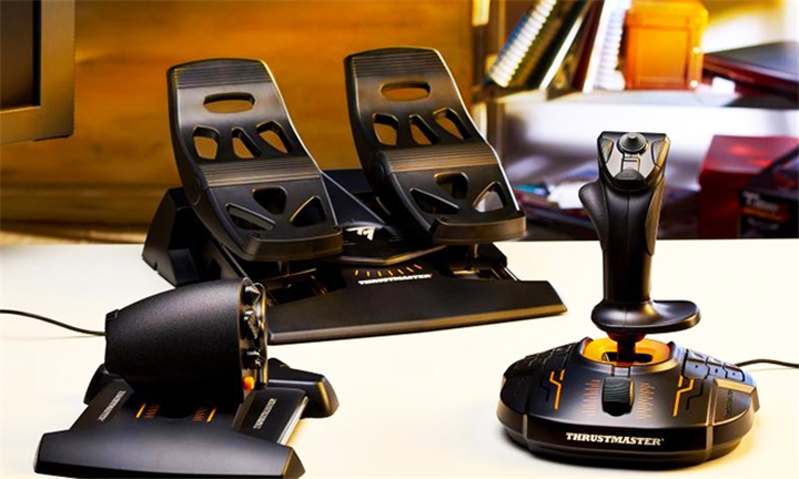Hyperli | Thrustmaster Joystick - T 16000M FCS Flight Pack