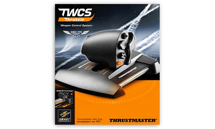 Hyperli | Thrustmaster Joystick - TWCS Throttle (PC) for R1699