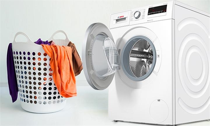 Hyperli   Bosch Series 2 Front Loader Washing Machine (5 5kg) for R3599