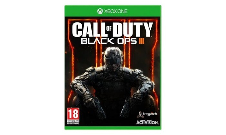 Hyperli Call Of Duty Black Ops 3 Xbox One For R379