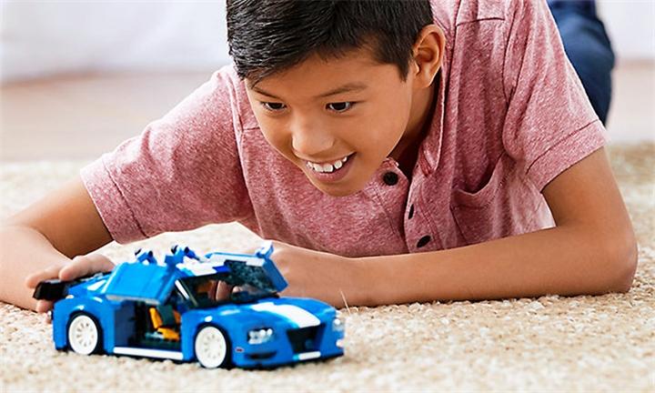 Hyperli Lego Creator Turbo Track Racer 3 In 1 For R849