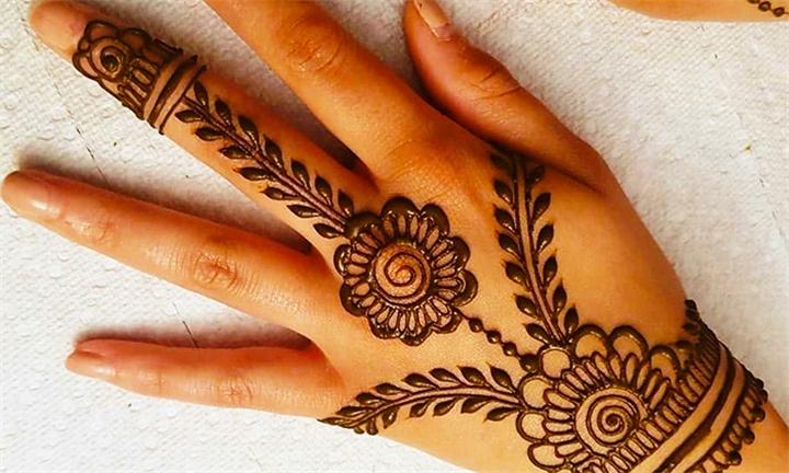 Henna Tattoo Hand Amazon: Henna Tattoo – Hand, Arm And/or Foot At All