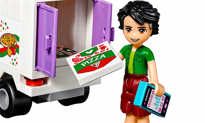 Hyperli Lego Friends Heartlake Pizzeria For R429