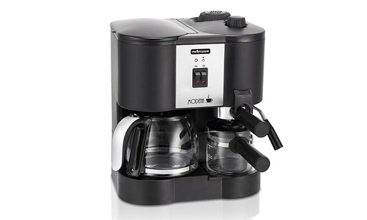 Hyperli Mellerware Modena 3 In 1 Coffee Maker For R999