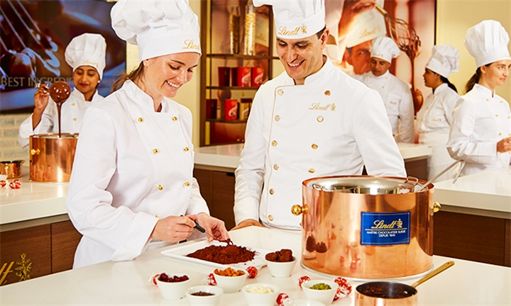 Hyperli   Lindt Chocolate Truffle Making Class for Two