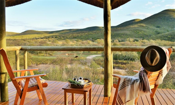 Hyperli Garden Route 1 Or 2 Night Anytime Stay For Two Including Breakfast 20 Off A Safari Game Drive At Garden Route Safari Camp
