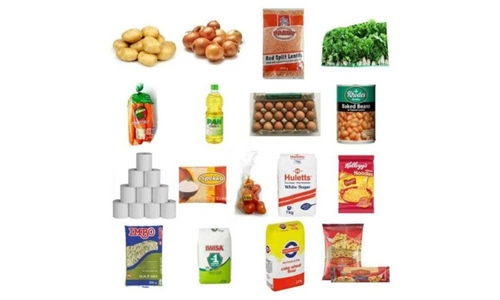 Essential Grocery Hamper – Collection or Delivery