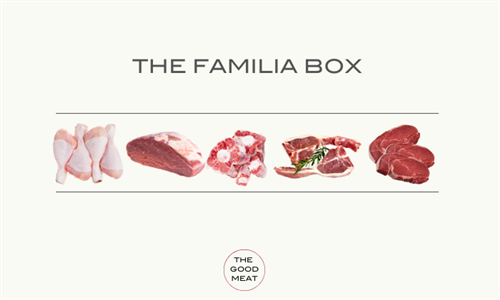 The Familia Box – Assorted Meat Delivered to your Door