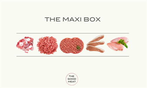 The Maxi Box – Assorted Meat Delivered to your Door