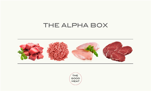 The Alpha Box – Assorted Meats Delivered to your Door