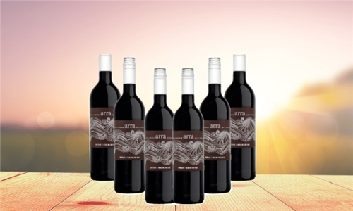 Pick-Up or Delivery: 6 or 12 x Bottles of 2012 Arra Shiraz/Mourvedre from Arra Vineyards
