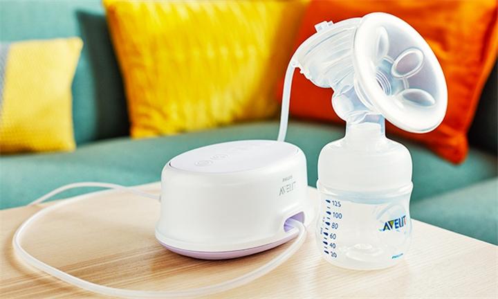 Hyperli Philips Avent Electric Breast Pump Steriliser Bundle