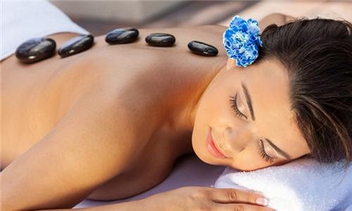 Hyperli   90-Minute Full Body Hot Stone Massage for One or ...